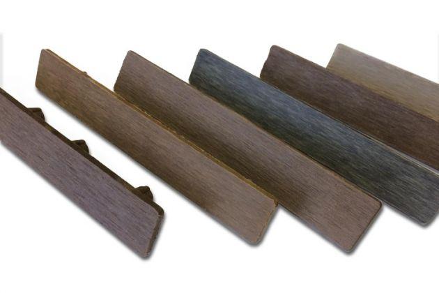 Заглушка торцевая Woodvex (Ю.Корея)