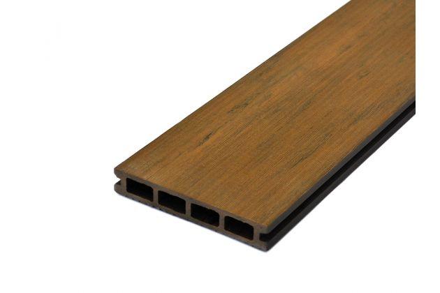 Террасная доска Woodvex Expert палисандр (Южная Корея)