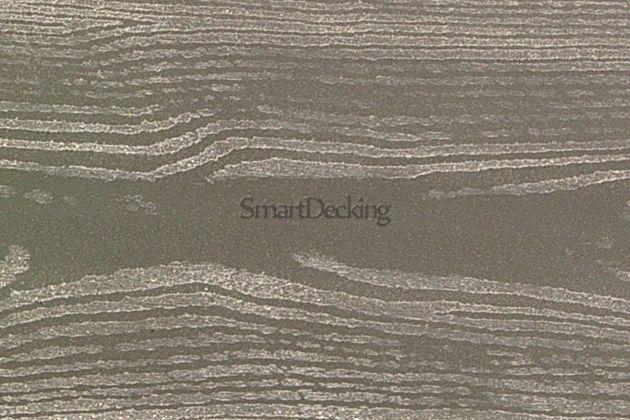 Фасадная доска из ДПК Smart кофе