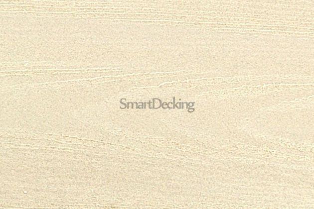 Фасадная доска из ДПК Smart слоновая кость