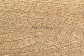 Сайдинг из ДПК Smart Lux карамель