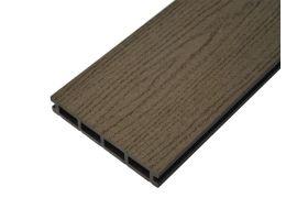 Террасная доска ДПК Smart Wood шоколад