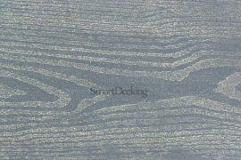 Заборная доска из ДПК Smart серый