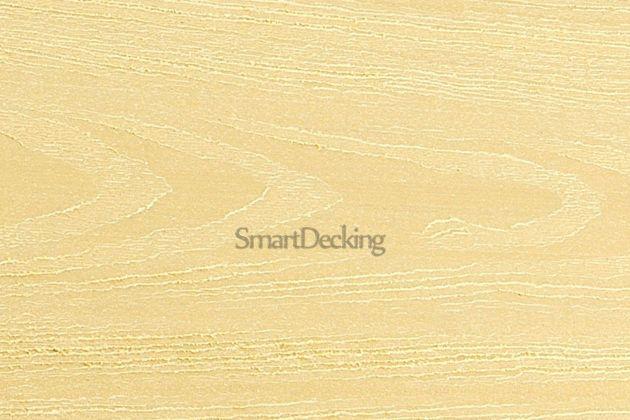 Заборная доска из ДПК Smart вельвет/тиснение дерево