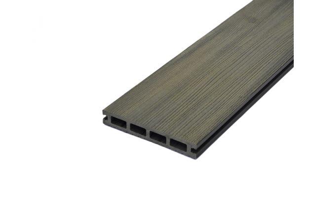Террасная доска WoodVex Multicolor серый дым