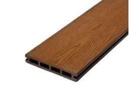 Террасная доска Woodvex Select терракот (Южная Корея)